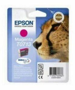 Tinteiro de Tinta Original Epson C13T071340 Magenta