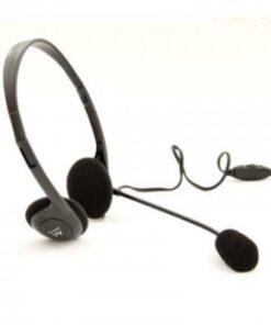 Auriculares com microfone Ewent EW3563
