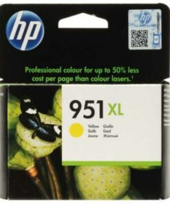 Tinteiro de Tinta Original Hewlett Packard CN048A Amarelo