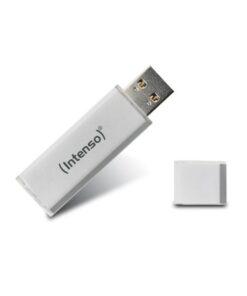 Memória USB INTENSO 3531490 USB 3.0 64 GB Branco