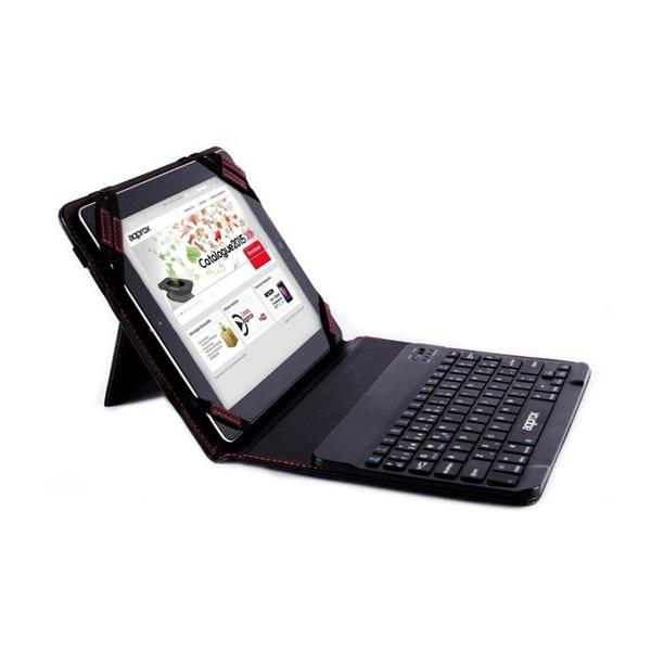 "Capa para Tablet e Teclado Bluetooth approx! APPIPCK06 9.7""-10.1"""