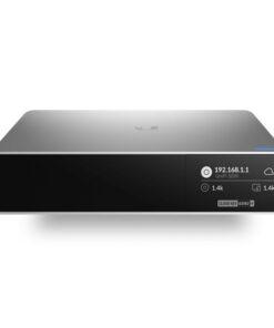 Controlador de Rede Wi-Fi Cloud Key UBIQUITI UCK-G2-PLUS Octa Core PoE LAN Cinzento