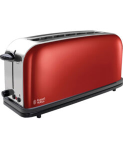 Torradeira Russell Hobbs 21391-56 1R 1000W Aço inoxidável Vermelho