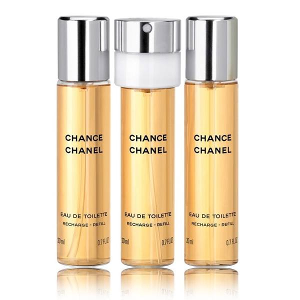 Perfume Mulher Chance Recharges Chanel EDT