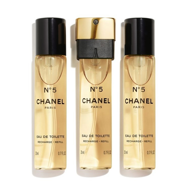 Perfume Mulher Nº 5 Recharges Chanel EDT