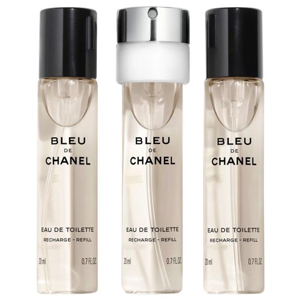Perfume Homem Bleu Recharges Chanel EDT