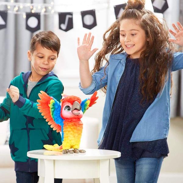 Furreal Friends Lolo O Meu Papagaio Fixe Hasbro