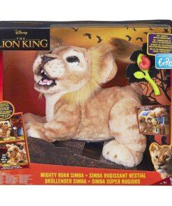 Peluche Furreal Friends Simba Mighty Roar Hasbro