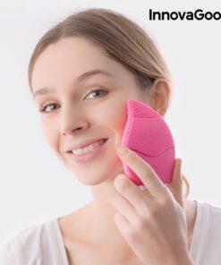 Massajador de Limpeza Facial Recarregável InnovaGoods