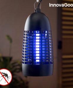 Lâmpada Anti-mosquitos KL-1600 InnovaGoods 4W Preto