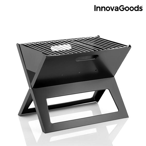 Churrasqueira de Carvão Portátil e Dobrável InnovaGoods