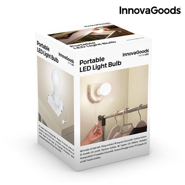 Lâmpada LED Portátil InnovaGoods