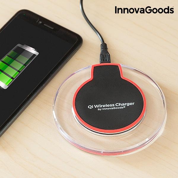 Carregador sem Fios para Smartphones Qi InnovaGoods