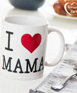 Chávena I Love Mama Romantic Items