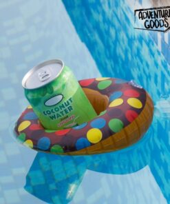 Suporte Insuflável para Latas Donut Adventure Goods