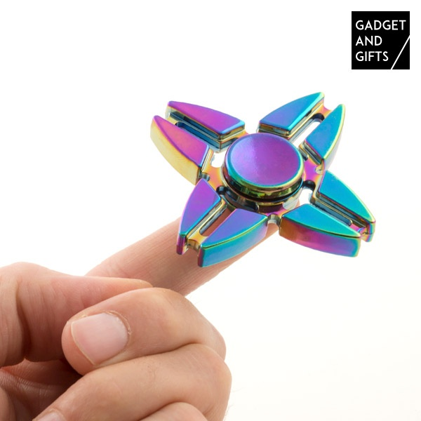 Spinner Fidget Rainbow II Gadget and Gifts