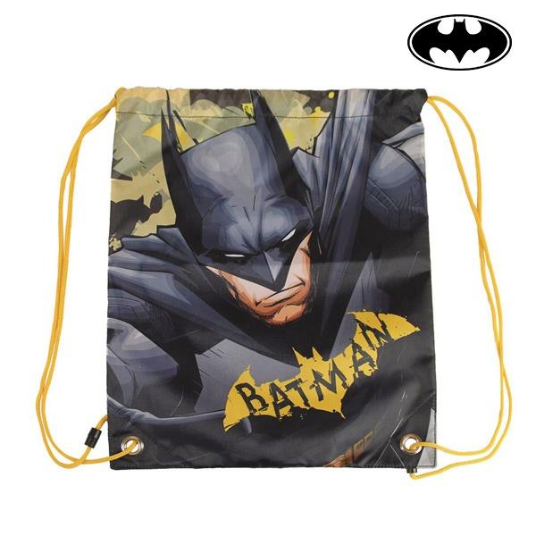 Saco Mochila com Cordas Batman (31 x 38 cm)
