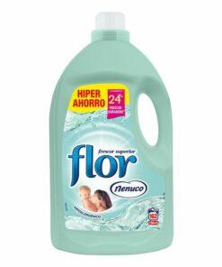 Amaciador Para a Roupa Flor Nenuco 3,5 L (162 Doses)
