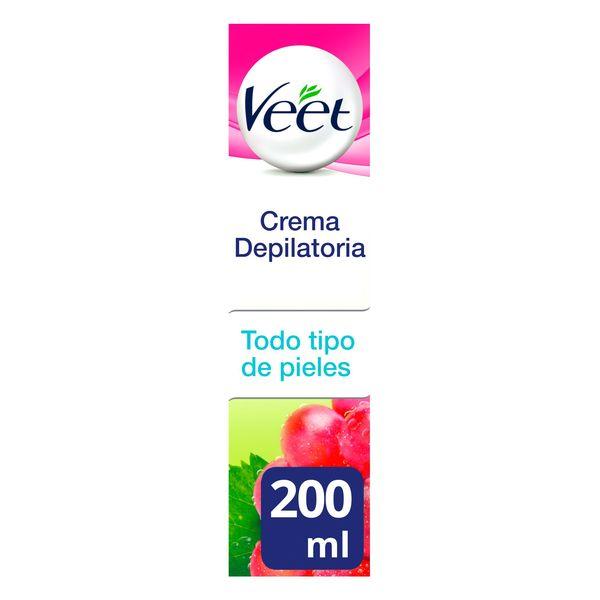 Creme Depilatório Natural Inspirations Veet 200 ml