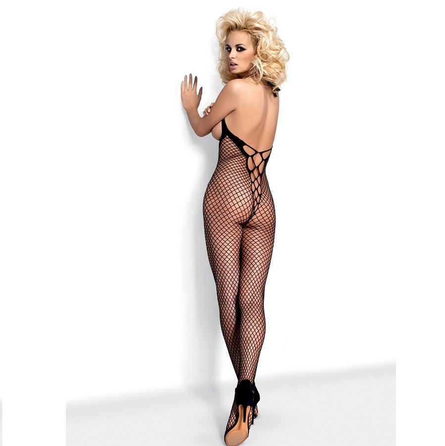 OBSESSIVE BODYSTOCKING BLACK N106 S / M / L