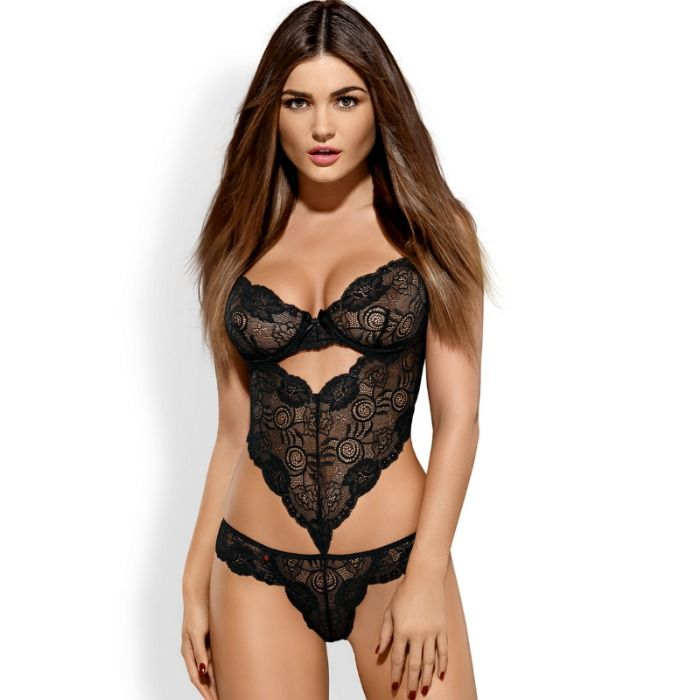 OBSESSIVE ALLURIA TEDDY TALLA L / XL