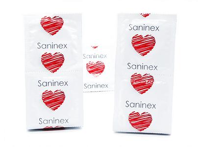 SANINEX PRESERVATIVOS ANAL LOVER AROMATIC CONDOMS 12 UNIDADES