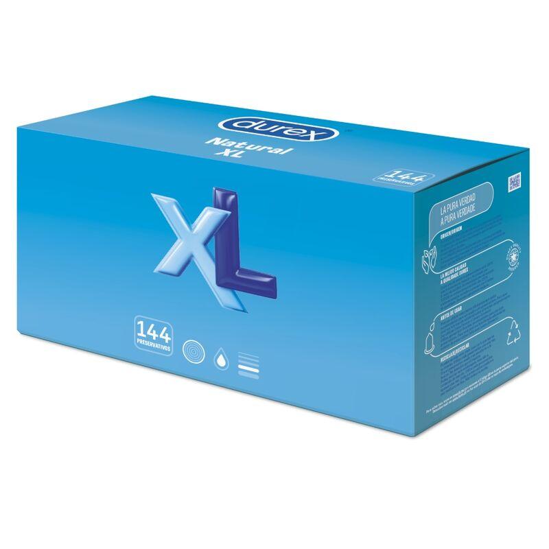 DUREX EXTRA LARGE XL 144 PCS