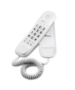 Telefone Fixo Telecom 3601V Branco