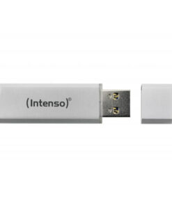 Pendrive INTENSO 3531492 USB 3.0 256 GB Prateado