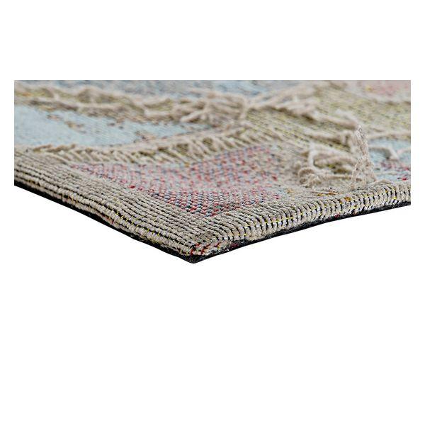 Tapete Dekodonia Losangos Poliéster Algodão (200 x 284 x 1 cm)