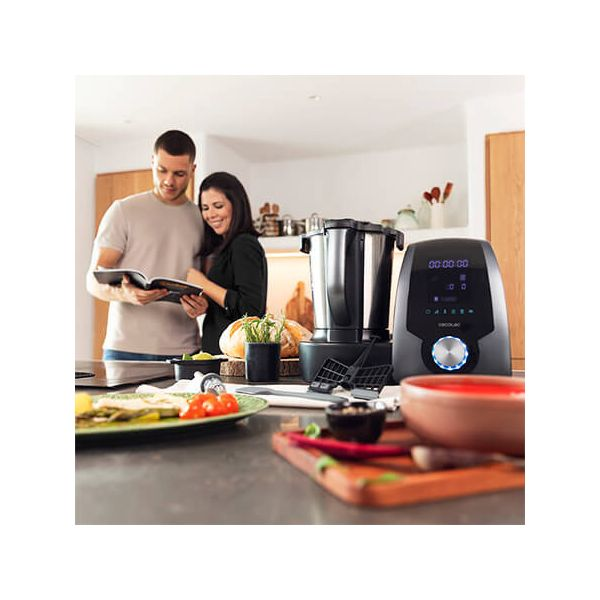 Robot de Cozinha Cecotec Mambo 8590 3,3 L Preto