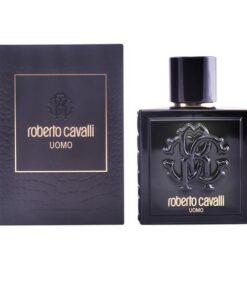 Perfume Homem Uomo Roberto Cavalli EDT (100 ml)