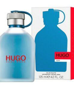 Perfume Homem Hugo now Hugo Boss EDT (125 ml)