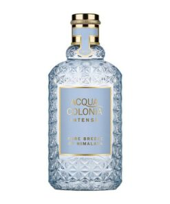 Perfume Unissexo Intense Pure Breeze Of Himalaya 4711 EDC (170 ml)