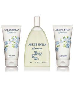 Conjunto de Perfume Mulher Gardenia Aire Sevilla (3 pcs)