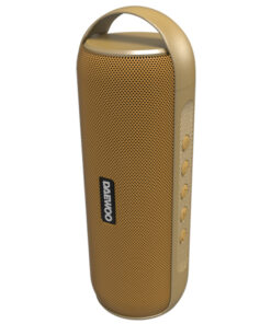 Altifalante Bluetooth Portátil Daewoo DBT-20 12W Dourado