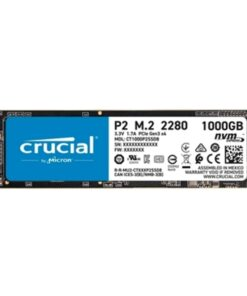 Disco Duro Crucial CT1000P2SSD8 1000GB SSD M.2