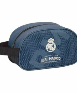 Nécessaire Escolar Real Madrid C.F. Leyenda Azul