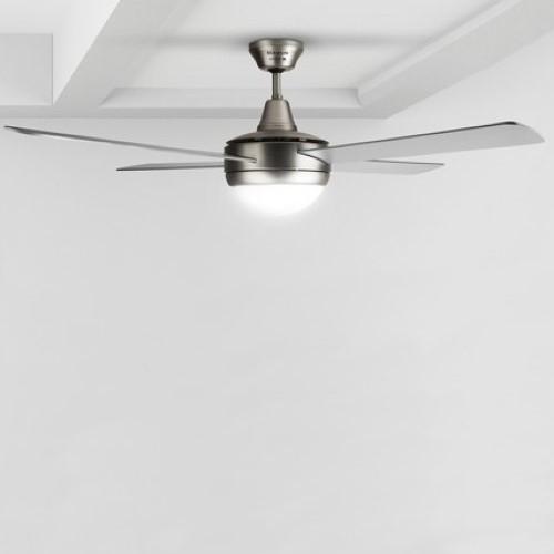 Ventilador de Teto com Luz Taurus FRESKO4B 70W (Ø 132 cm) Metal