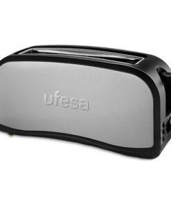 Torradeira UFESA TT7965 Óptima Aço inoxidável
