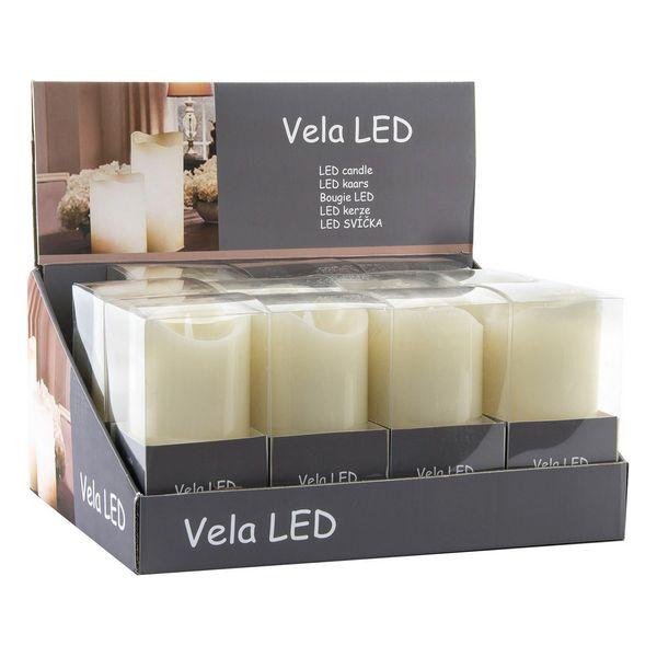 Vela LED Dekodonia (AAA) (7 x 15 cm)