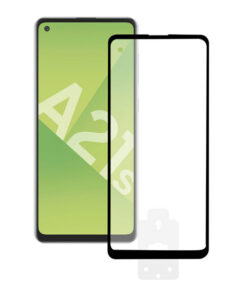 Protetor de vidro temperado para o telemóvel Galaxy A21S KSIX 2.5D