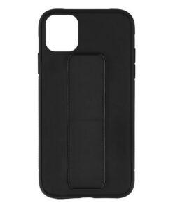 Capa para Telemóvel iPhone 12 KSIX Standing Preto
