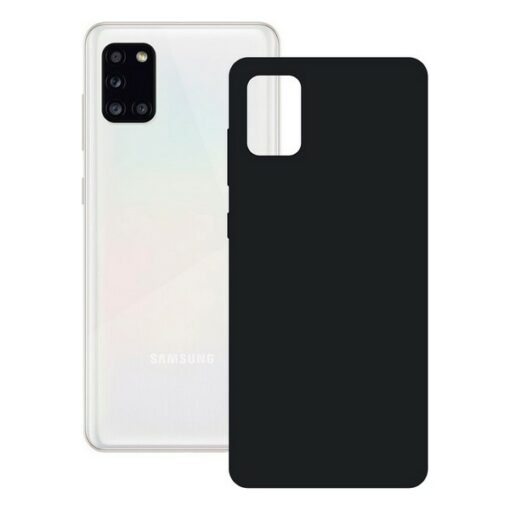 Capa Samsung Galaxy A31 KSIX Silk Preto