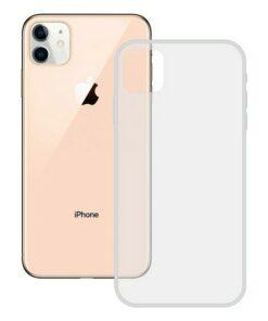 Capa para Telemóvel iPhone 12 Pro Max KSIX Flex TPU