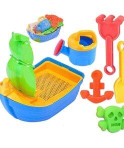 Conjunto de brinquedos de praia (25 cm)