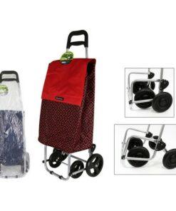 Carro de Compras Confortime Com rodas (60 x 38 x 20 cm)