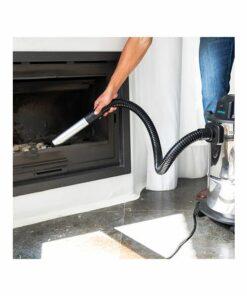 Aspirador de Cinzas Cecotec Conga PopStar 12200 Ash Steel 1200 W 20 L