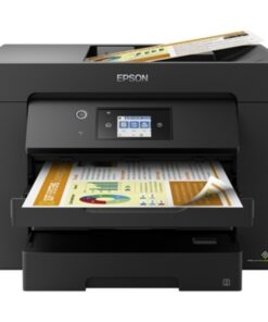 Impressora multifunções Epson WF-7830DTWF 25 ppm WiFi Preto