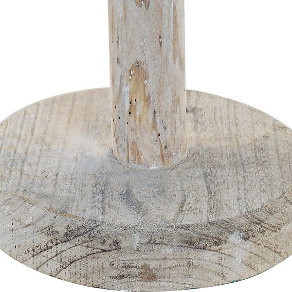 Figura Decorativa Dekodonia Árvore Madeira de paulónia (41 x 41 x 109 cm)